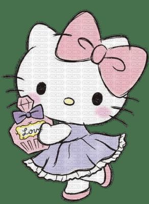 Hello kitty Debutante parfum robe violette pink hello
