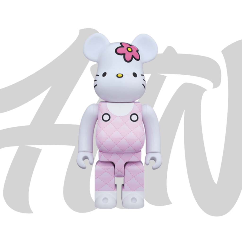 Bearbrick Hello Kitty Generation 90s 400 Pink  Hype The