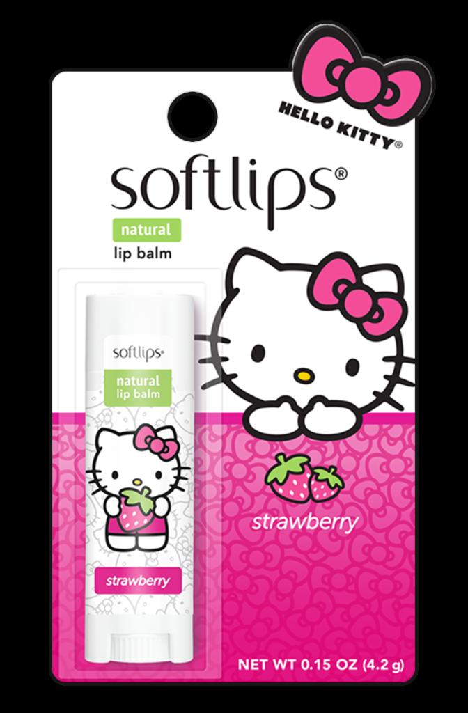 Hello Kitty  Softlips