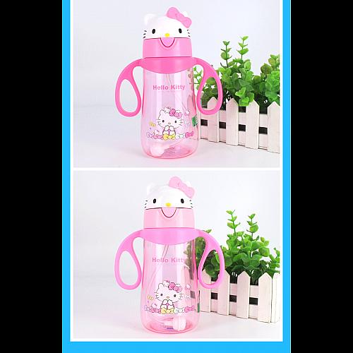 Buy Hello Kitty Baby Drinking Bottle 270ml Online  La Rue