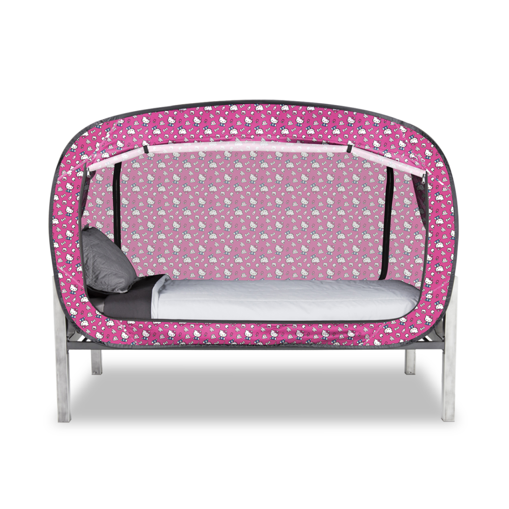 Privacy Pop bed tent  Hello Kitty  Bed tent Fall