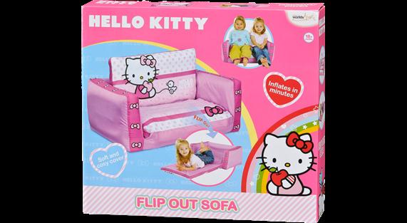 hello kitty flip out sofaid627736vid601268  Kids sofa