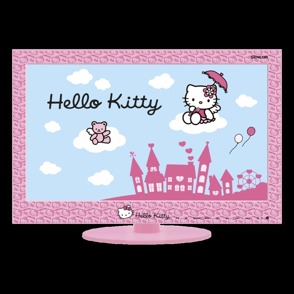 SLE 22F46DM4  Hello kitty Kids rugs Kitty