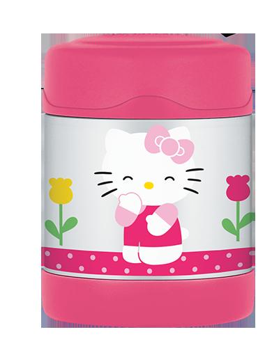 Hello Kitty Thermos  Hello kitty Kitty Food jar