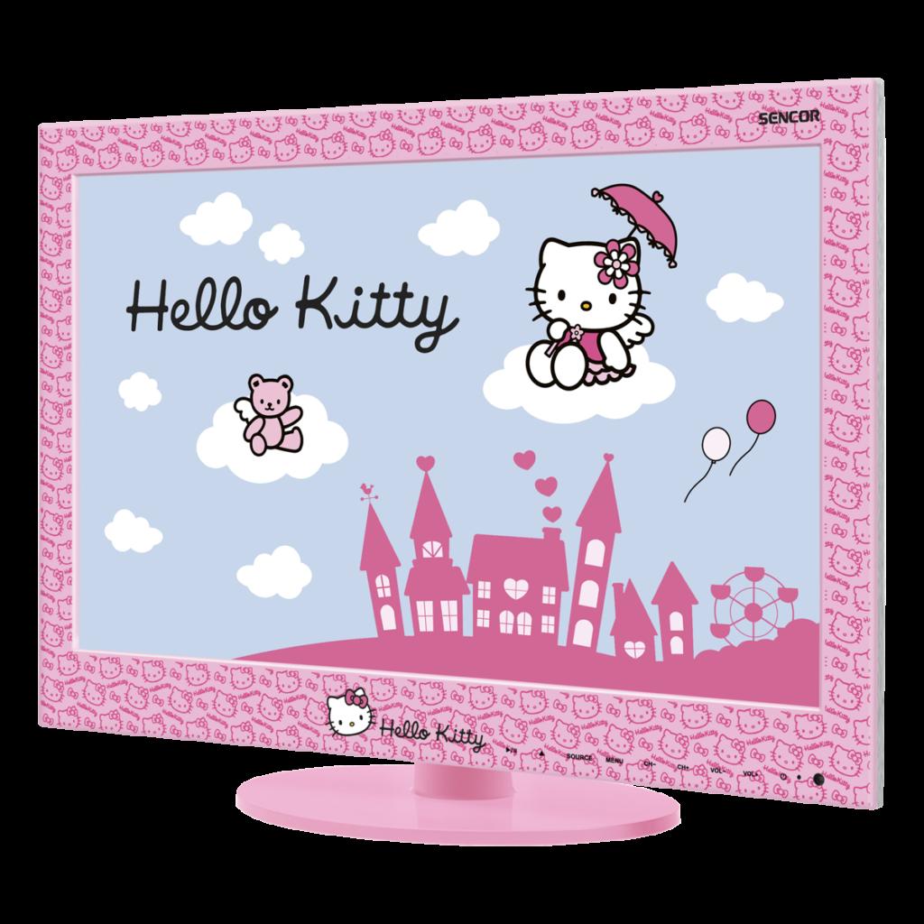 SLE 22F46DM4  Kids rugs Hello kitty Tvs