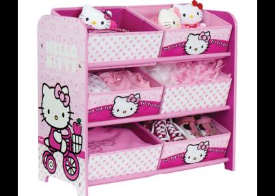 Hello Kitty opbergrek  Speelgoedkisten en opbergkisten