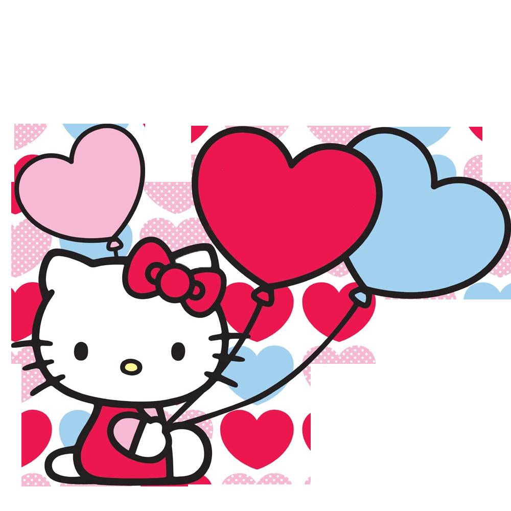 hello kitty holding balloons clipart 10 free Cliparts