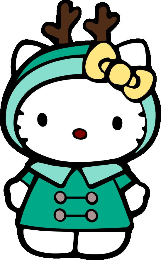 Hello Kitty Clipart  Clipartioncom