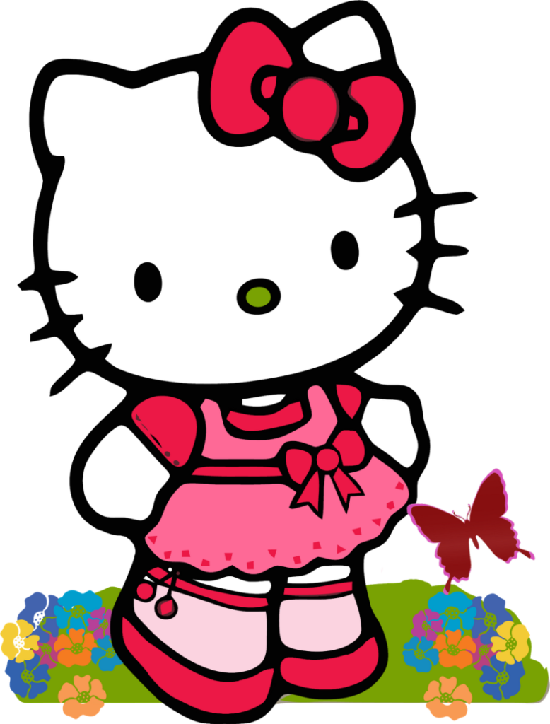Best Hello Kitty Clipart 13852  Clipartioncom