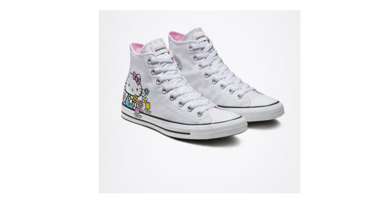 55 Off Hello Kitty Converse Shoes  DealTaker