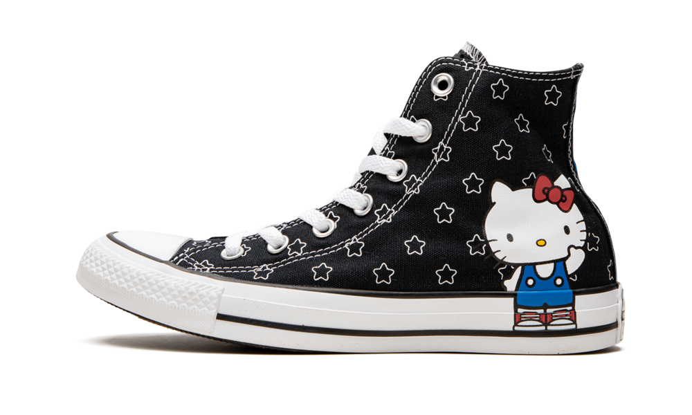 Converse CTAS Hi Hello Kitty Shoes  Size 4 in 2020