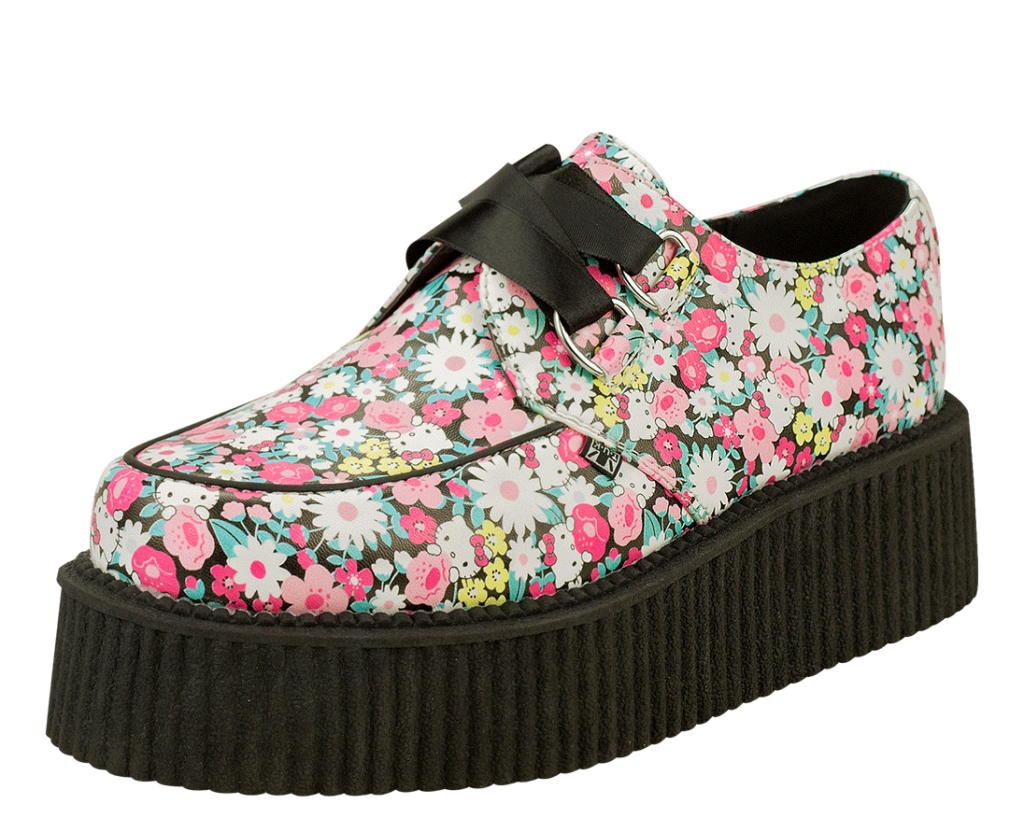 Hello Kitty Daisy Creepers  TUK Shoes  Womens