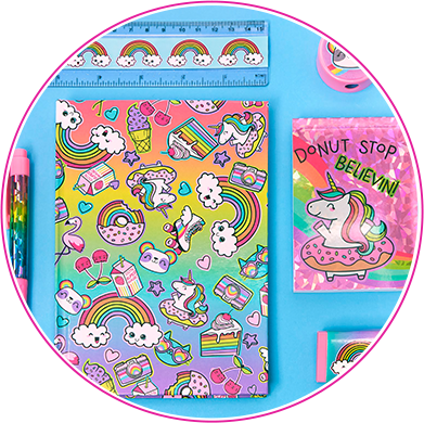 Cute Stationery for Girls  Claires