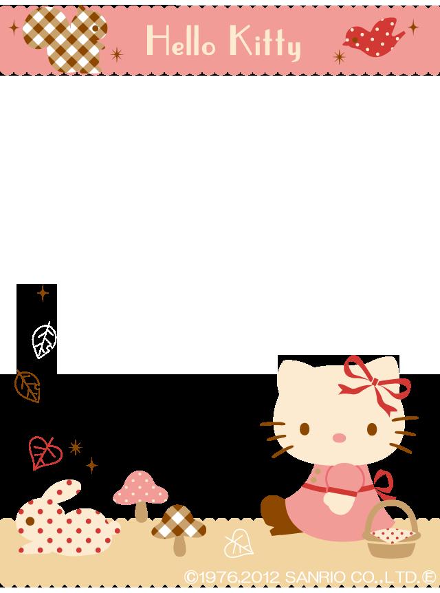 from Hello Kitty Camera  Hello kitty Kitty Cards