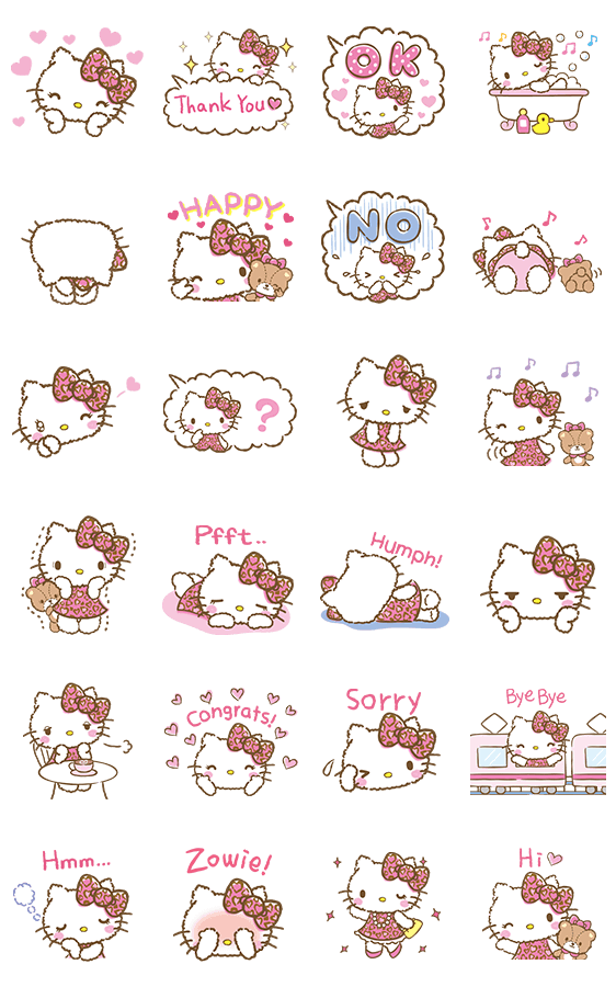 562×900 px With images  Hello kitty wallpaper Hello