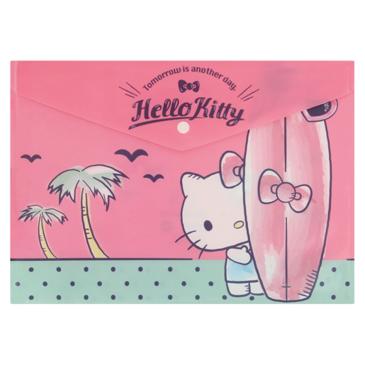 Hello Kitty A4 Document Wallet  Filing  Folders