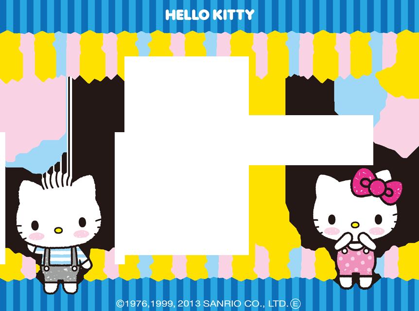 from Hello Kitty Camera  กรอบรูป กรอบ