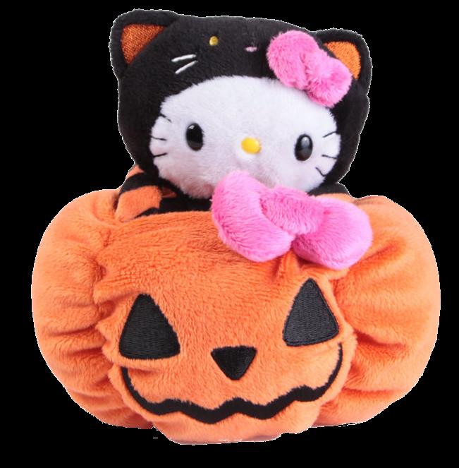 Pin by leon  on hallowen core  Hello kitty plush Hello