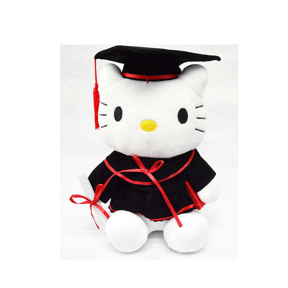 Graduation Hello Kitty L Plush Toy  Florist in KL
