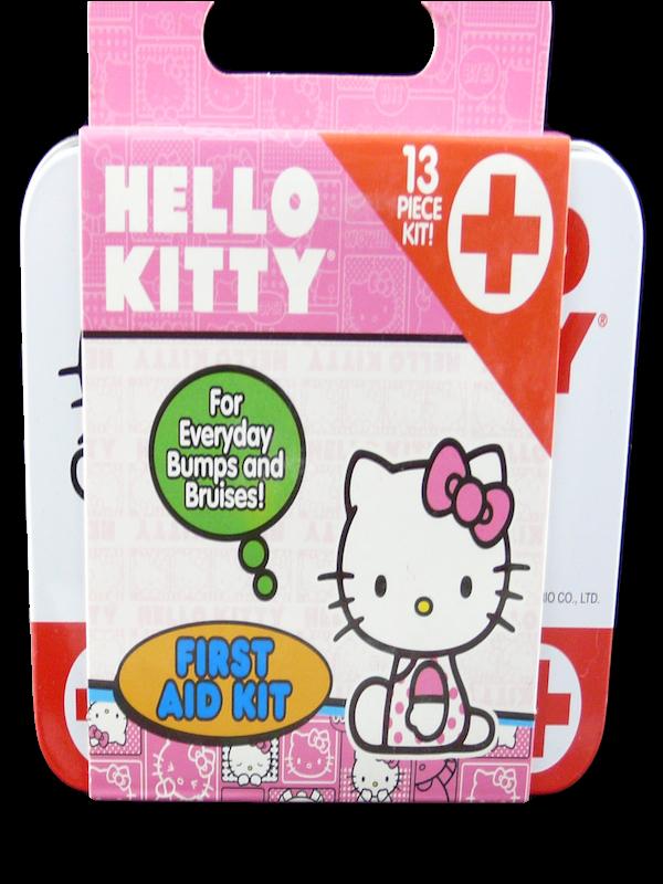 Hello Kitty First Aid Kit  Sanrio hello kitty Hello