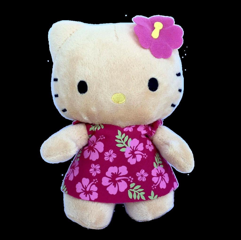 6 Hello Kitty Plush Hawaii Exclusive  Hello kitty Hello