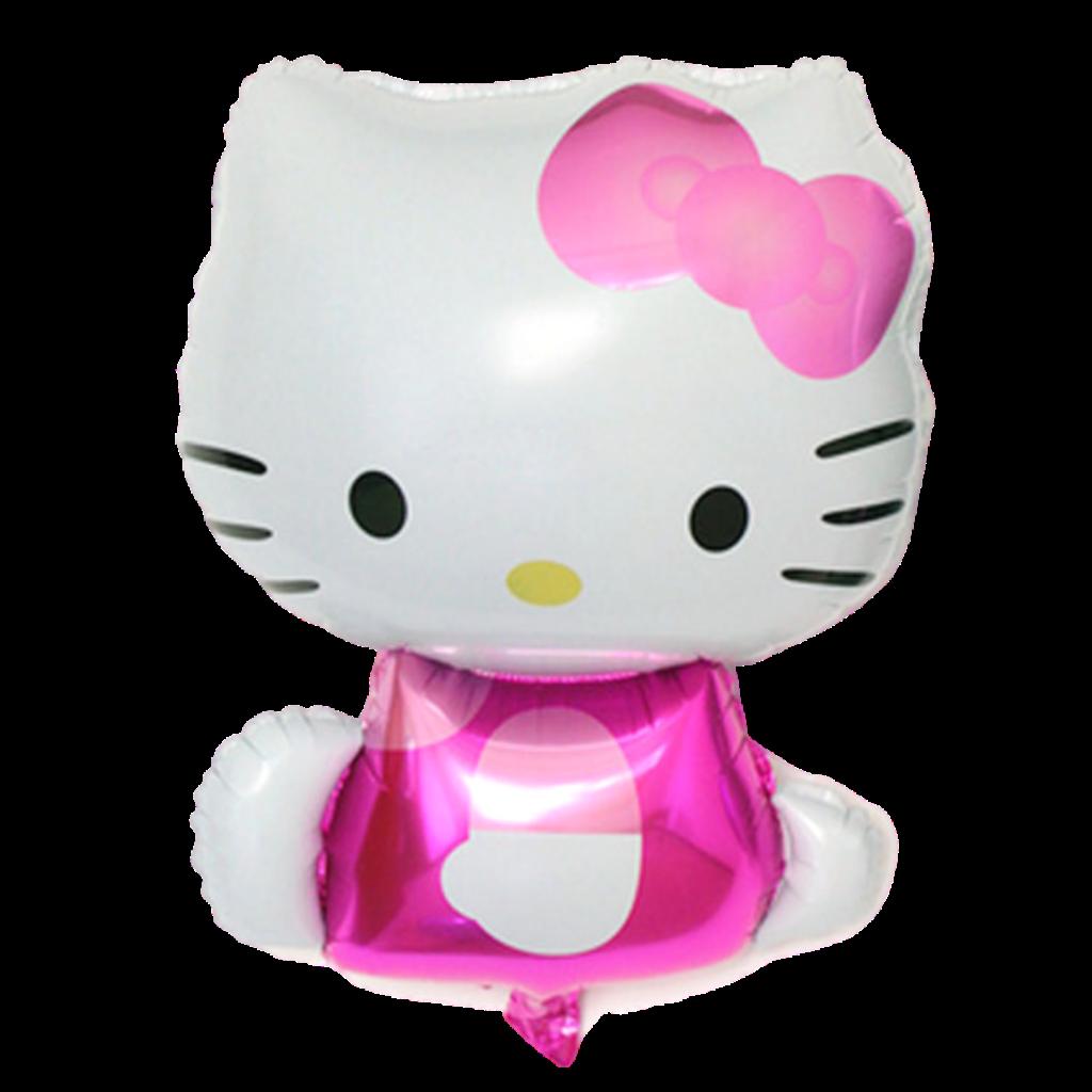 Sitting Hello Kitty Balloon  Balloon Party Singapore