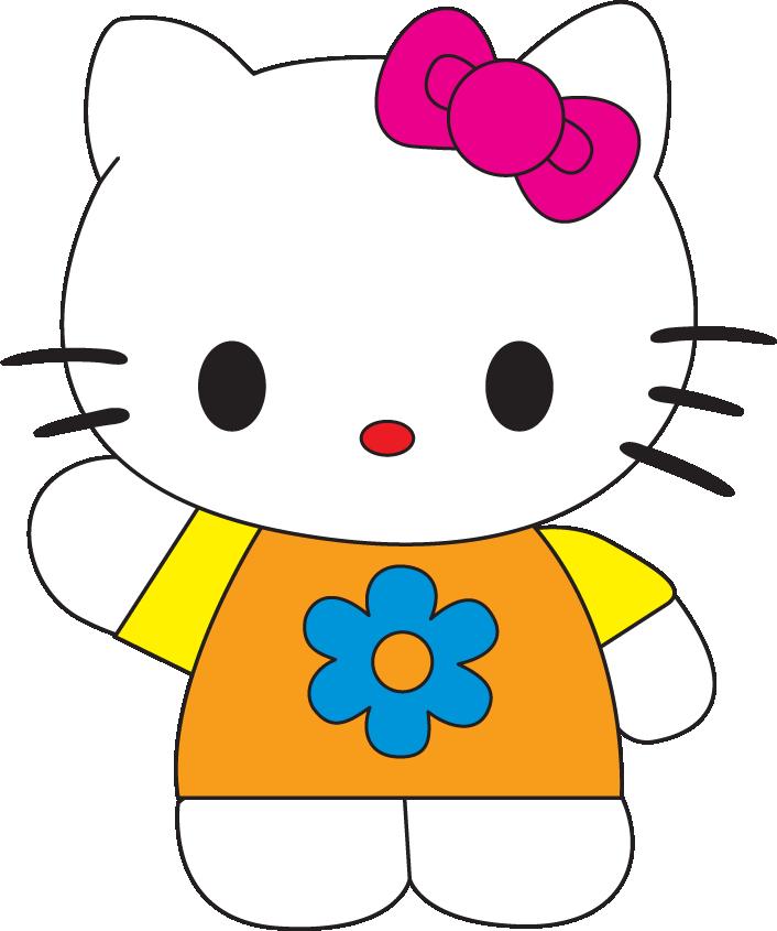 hello kitty birthday cake topper 4 Hello Kitty hello kitty