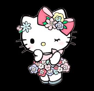 Pin de L T en Avatars Images  Hello kitty imagenes Hello