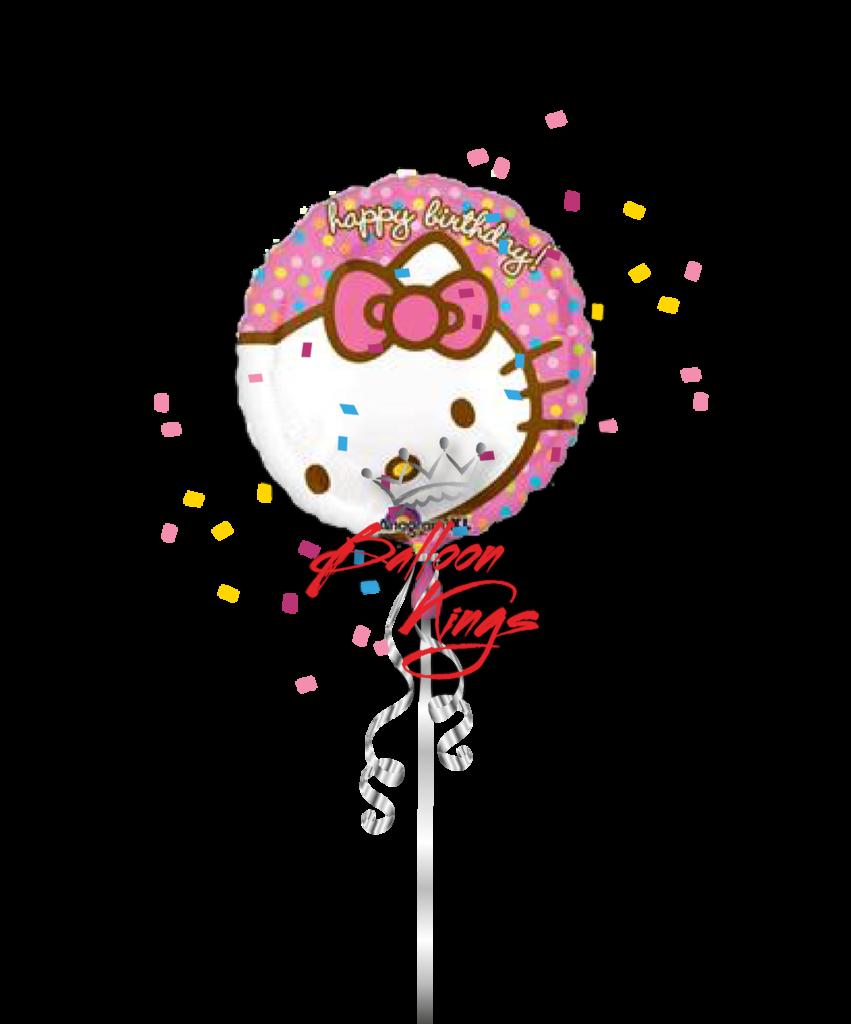 Pink Hello Kitty D  Balloon Kings