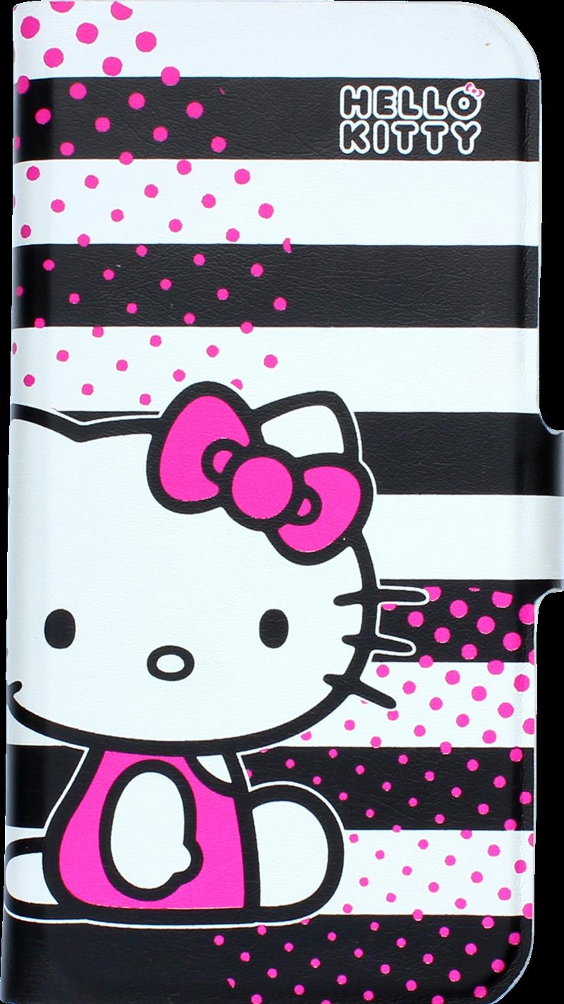 Hello Kitty Wallet Stripe iPhone 5/5S: Lommebokfutteral ... - Hello Kitty iPhone
