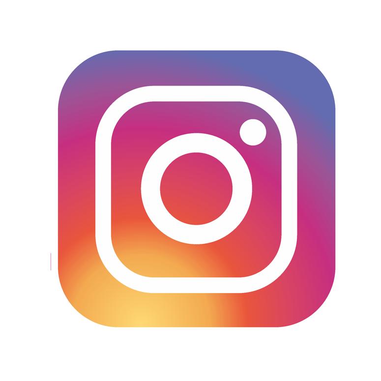 Sticker Logo Instagram  MuralDecalcom