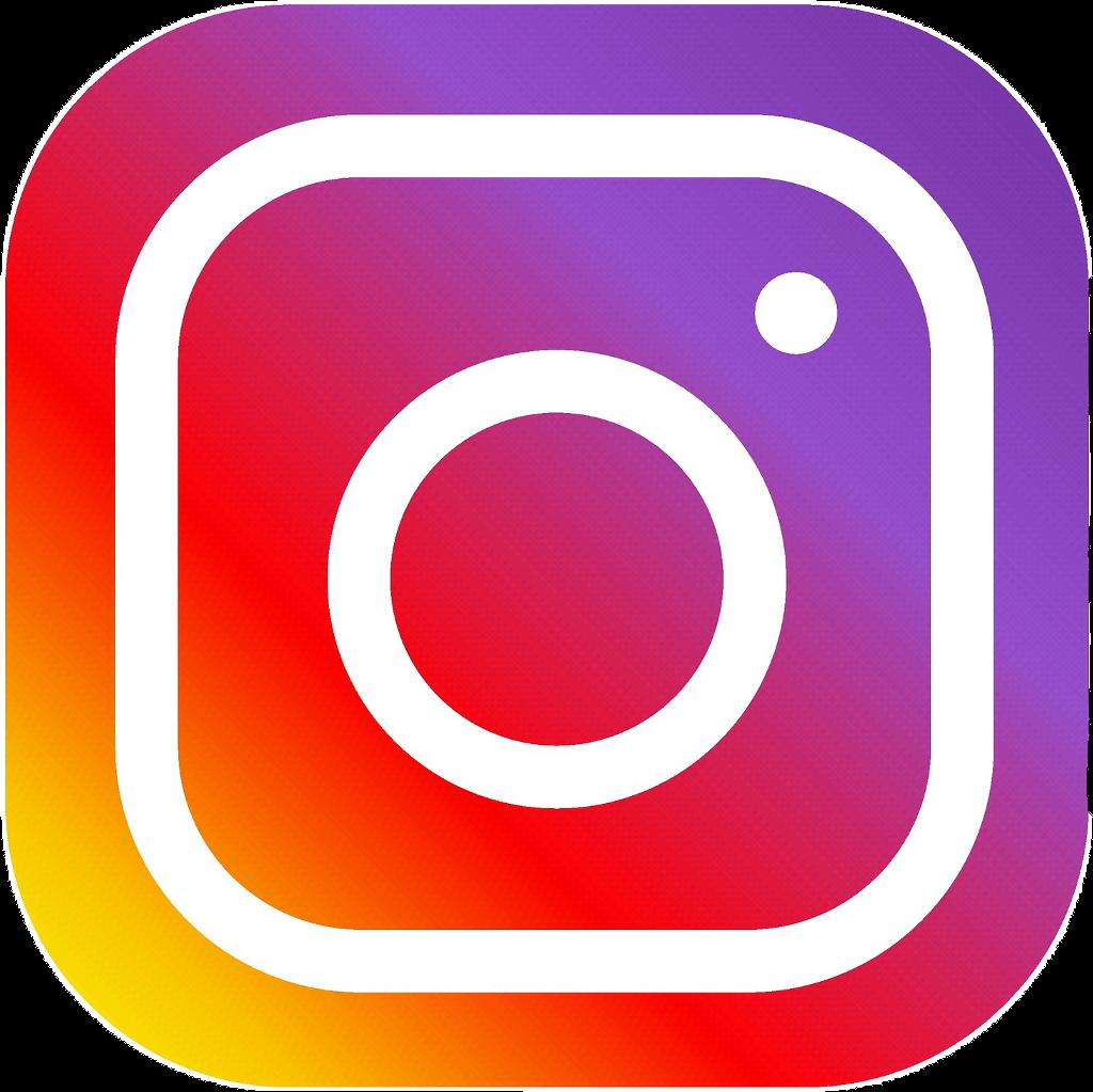 instagram logo  Sticker by Andrea