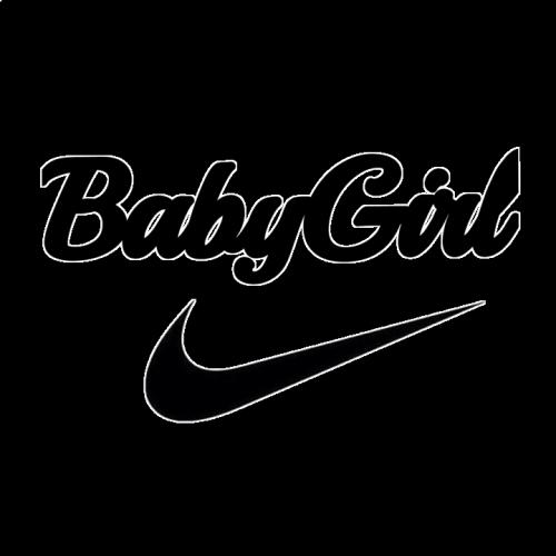 Swoosh Logo Nike Sticker  nike png download  500500