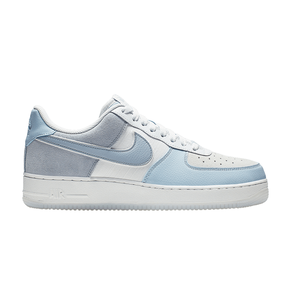 Air Force 1 Low 07 LV8 Light Armory Blue in 2020  Blue