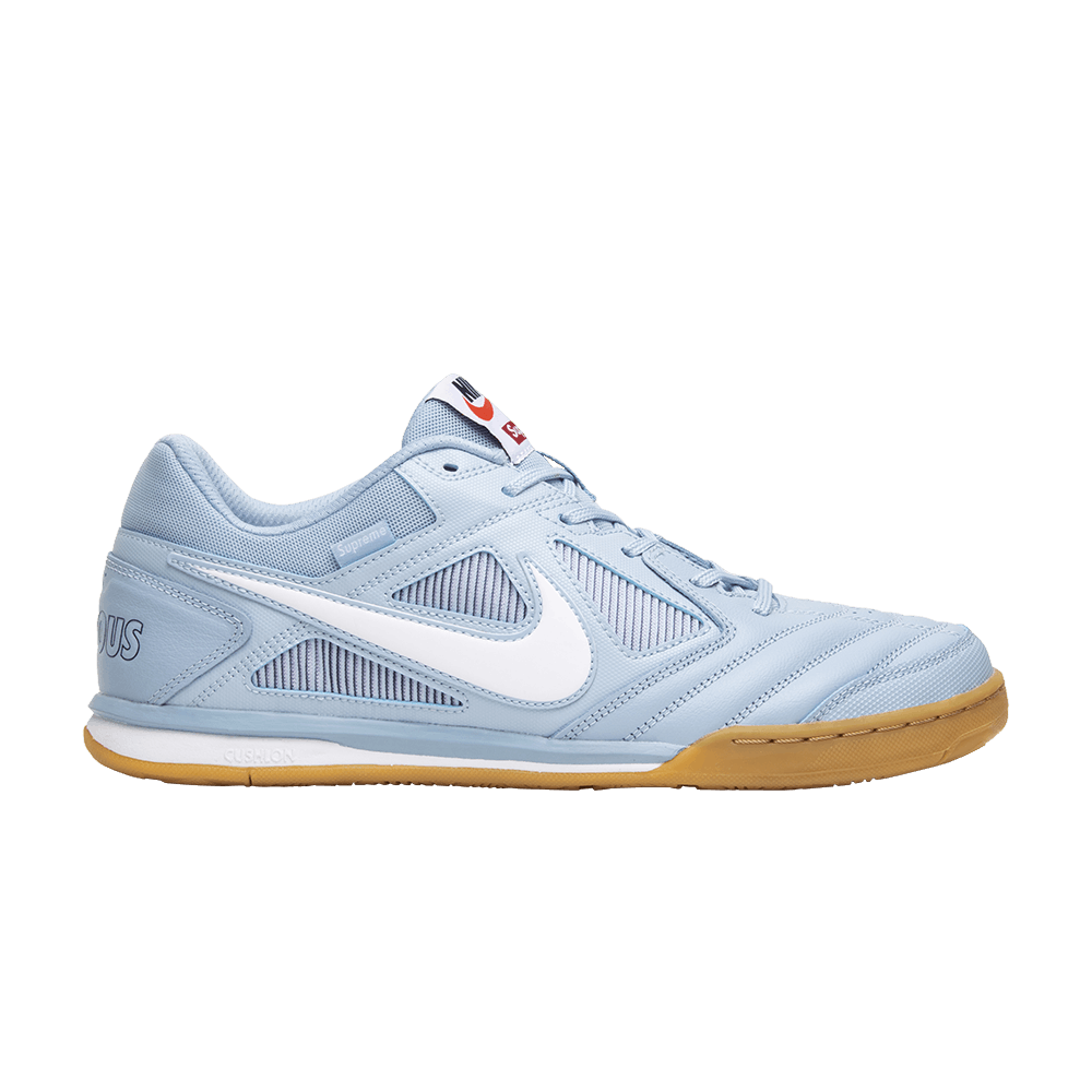 Supreme x Gato SB Blue  Nike  AR9821 400  GOAT