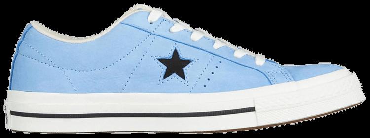 One Star Ox Light Blue  Converse  161585C  GOAT