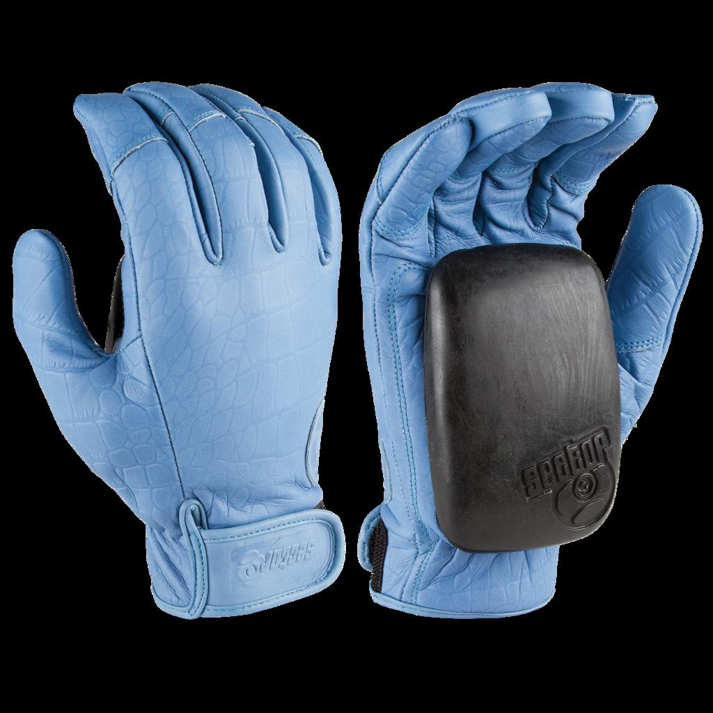 Driver II Glove Light Blue  Sector Nine