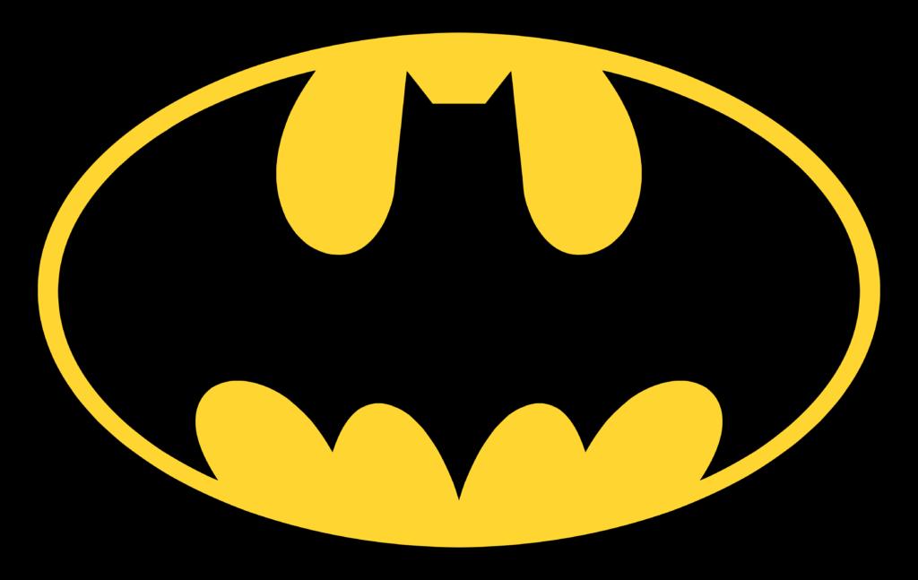 Batman Yellow Logo Png  ClipArt Best