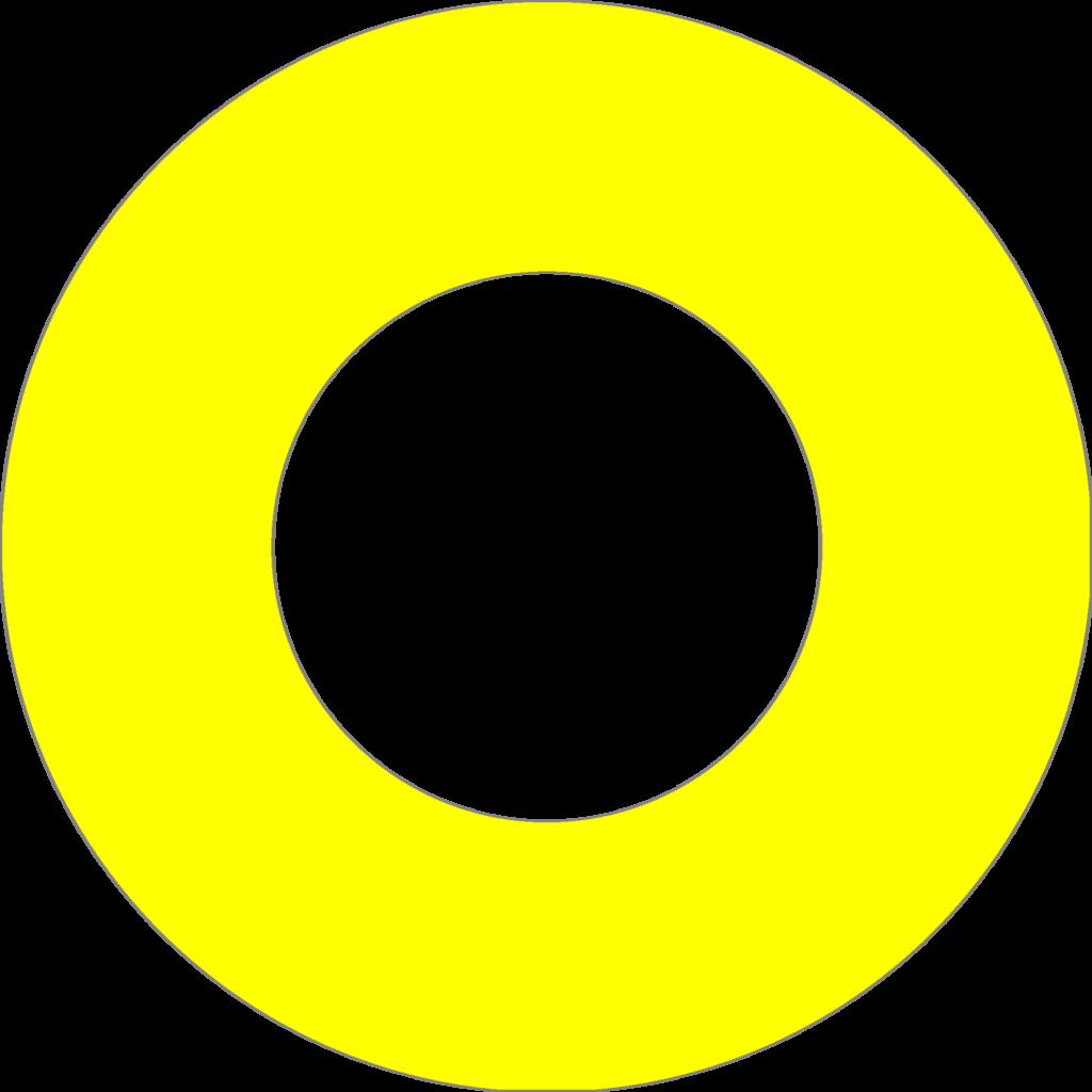 Yellow circle Logos