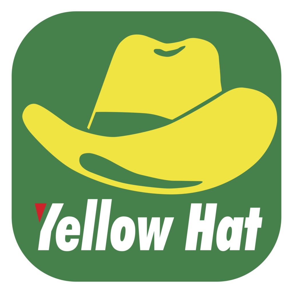 Yellow Hat Logo PNG Transparent  SVG Vector  Freebie Supply