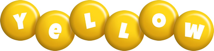 Candy Yellow LOGO