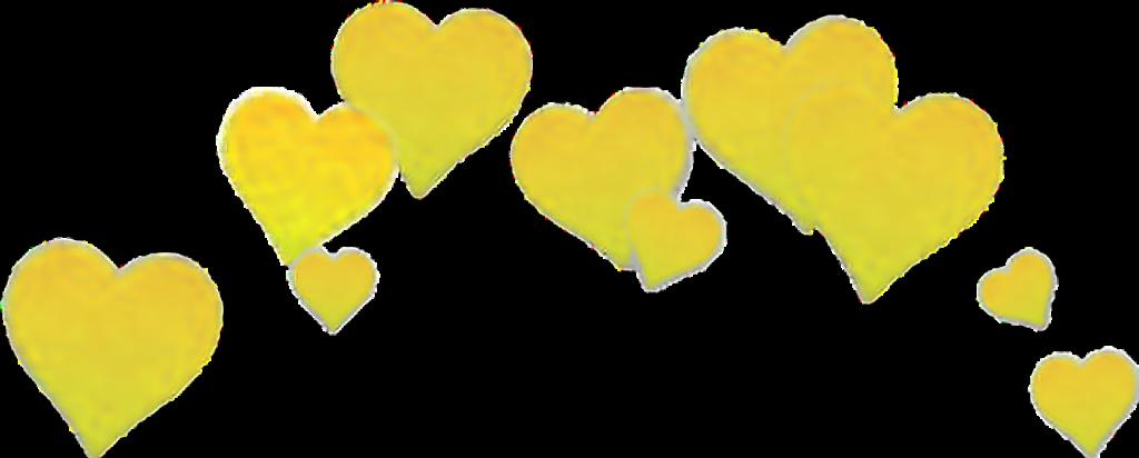 Snapchat hearts png Snapchat hearts png Transparent FREE