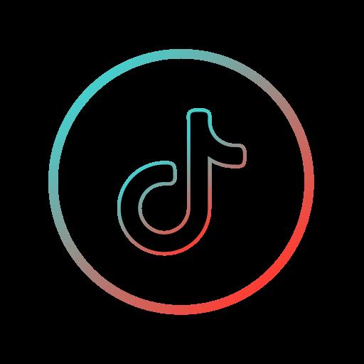tik tok logo png icon  DesignBust