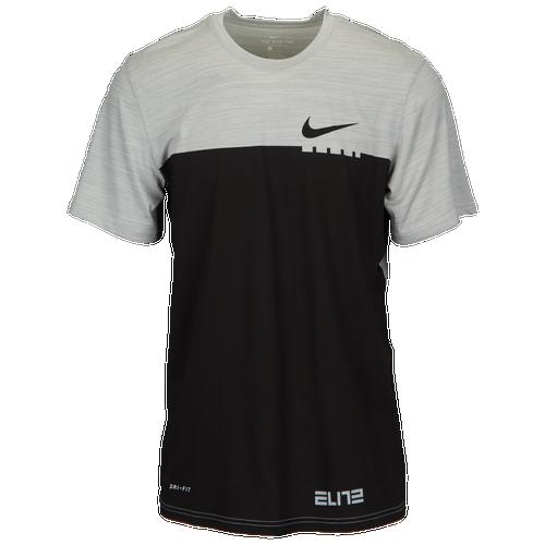 Nike Elite Logo TShirt  Mens  Basketball  Clothing