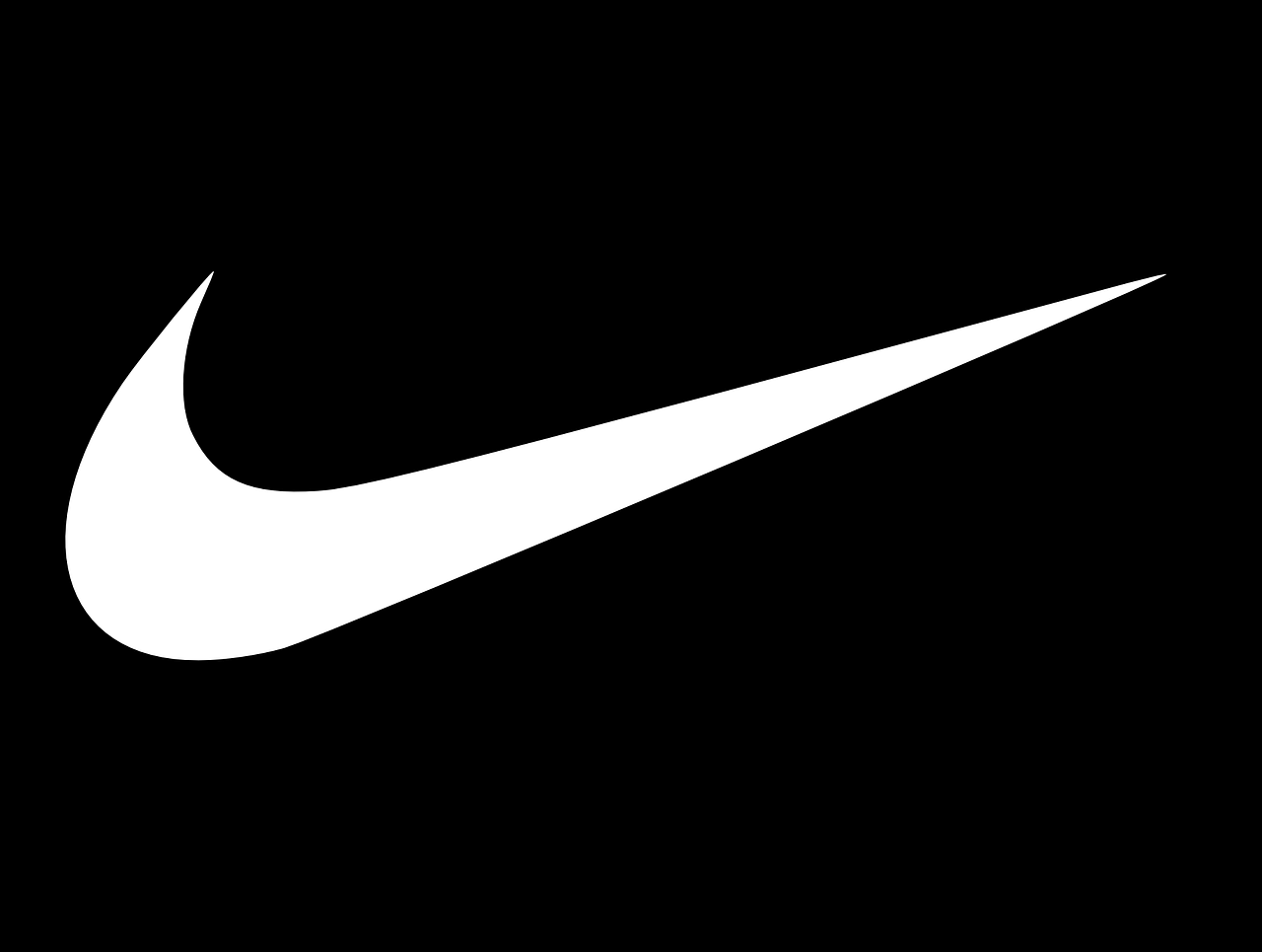 University Student Designed Nike Logo to Pay for School - Nike Logo Design