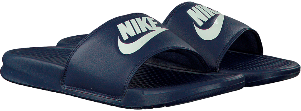 Blue NIKE Flip flops BENASSI JDI MEN  Omodacom