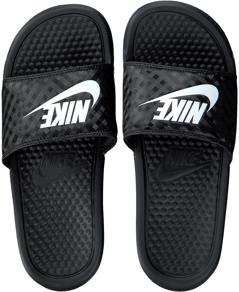 Black NIKE Flip flops BENASSI JDI WMNS  Omodacom