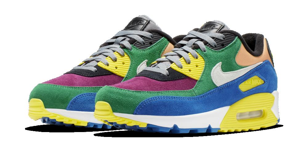Nike Air Max 90 QS Flip Viotech  alle ReleaseInfos
