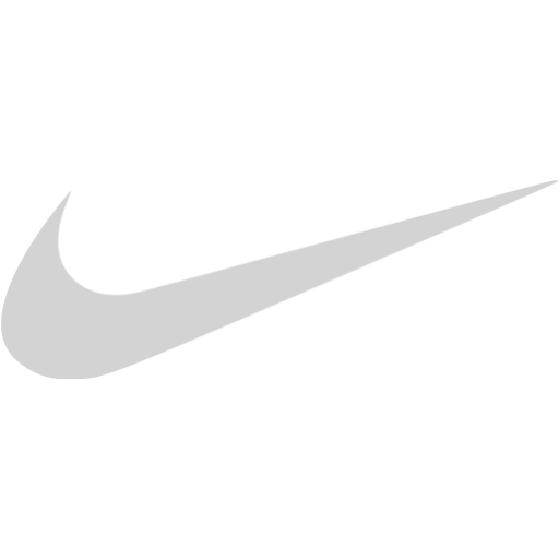 Light gray nike icon  Free light gray site logo icons
