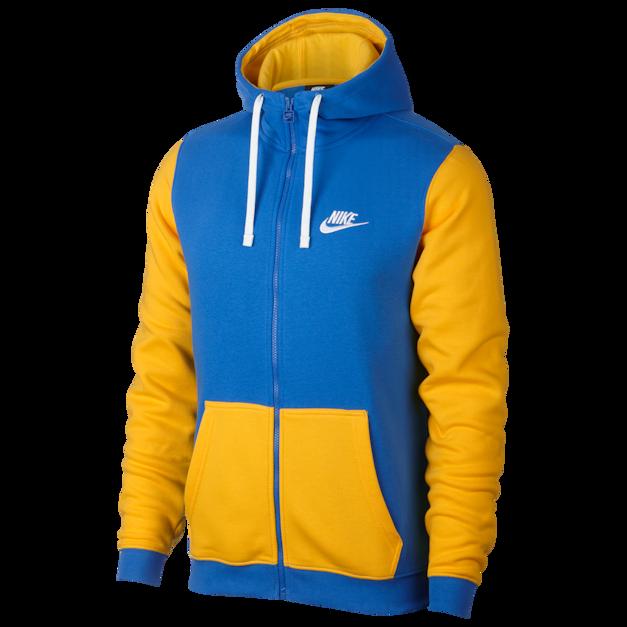 Nike Club FullZip Archive Hoodie  Mens  Hoodies men